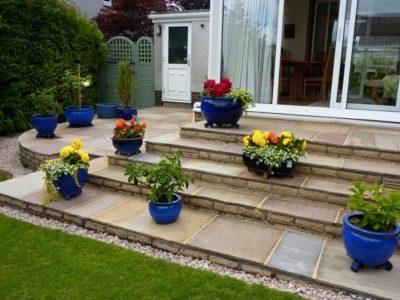 Patio Flower Pots
